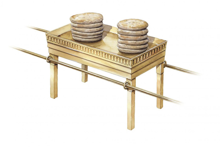 The Table for the Bread of the Presence