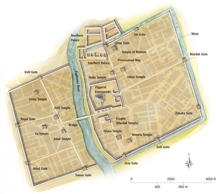 The City of Babylon