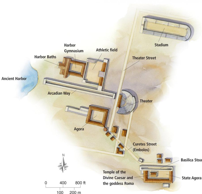 Ephesus in the Time of Paul (c.
