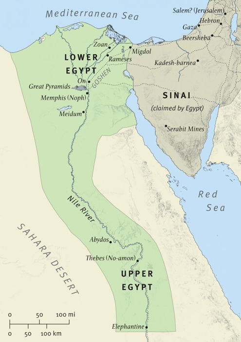 Egypt at the Time of Joseph