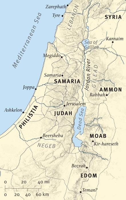 The Setting of Obadiah