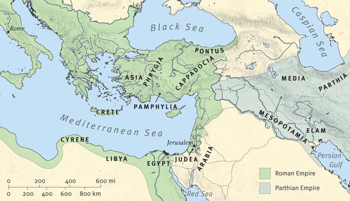 Nations at Pentecost