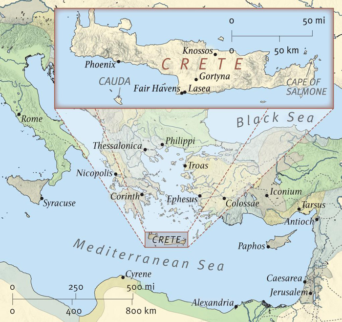 The Setting of Titus